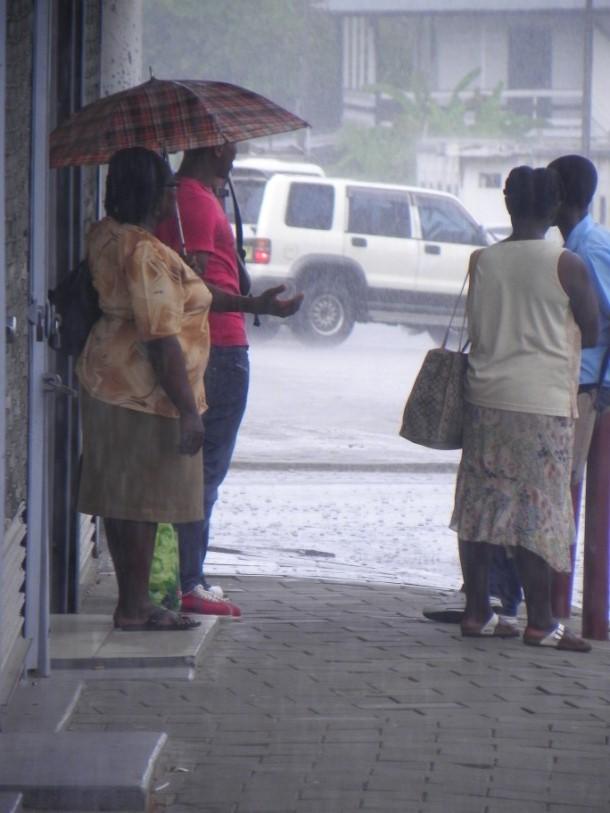 weer regen