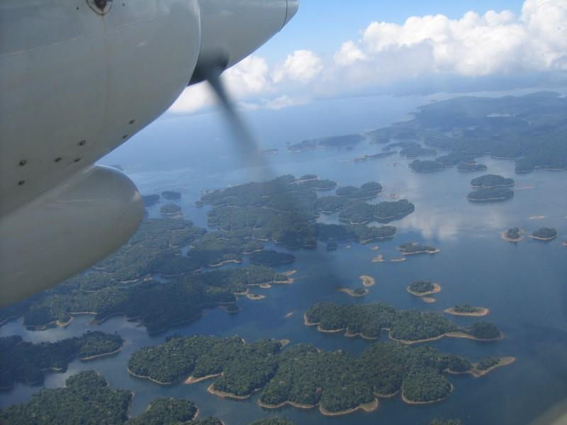 suriname eilanden