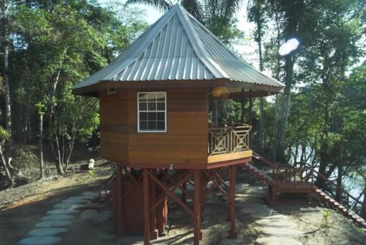 -Best of Suriname - Kabalebo - cabanas