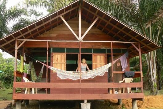 -Natuur en Avontuur - Lodge -Pingpee