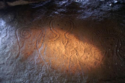 -Sipaliwini - Werephai met de rotstekeningen