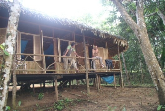 -Sipaliwini - camp