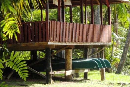 Awarradam Jungle Lodge Suriname
