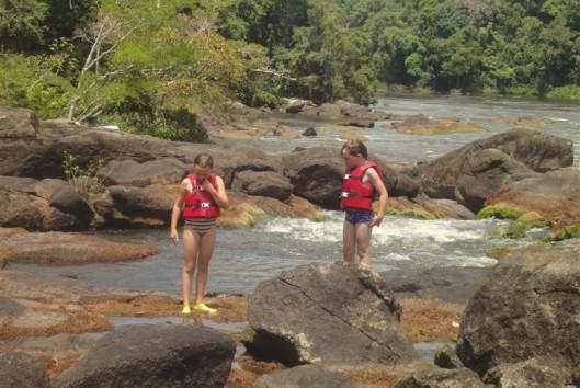 sula kids reizen Suriname
