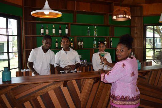 plantage Frederiksdorp Suriname de crew