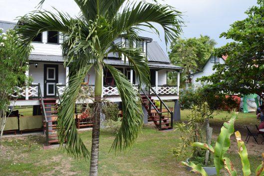 plantage Frederiksdorp Suriname koloniale sfeer