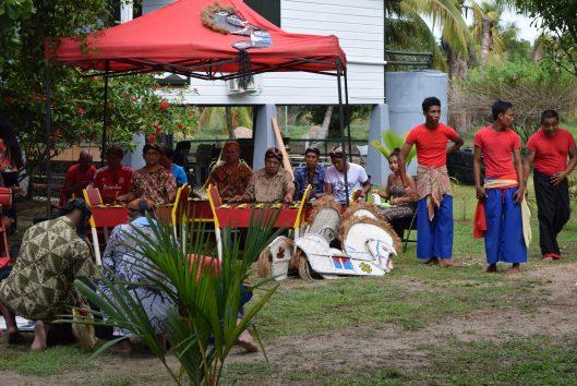plantage Frederiksdorp Suriname darang kepang optreden