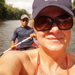 Helene Schrader Suriname Holidays