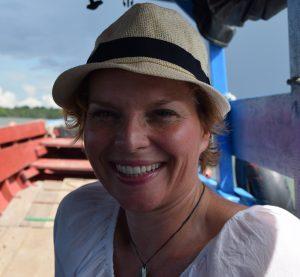 Suzette Eeltink eigenaar Suriname Holidays