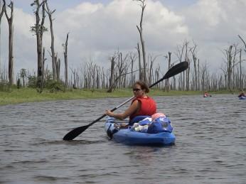 kayak rivier