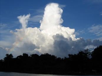 wolken natuur