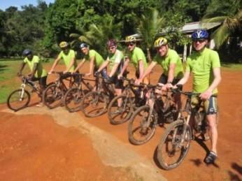 fiets trip