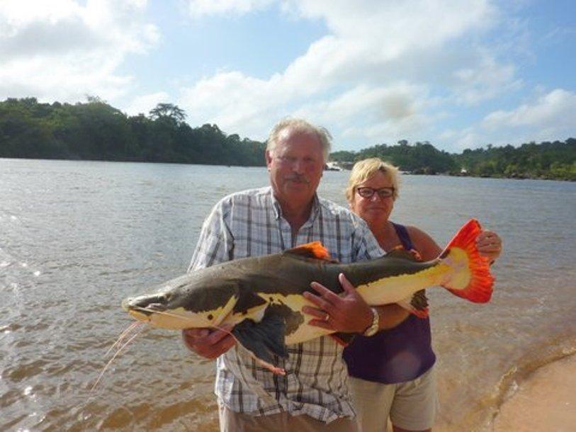 rivier vis suriname