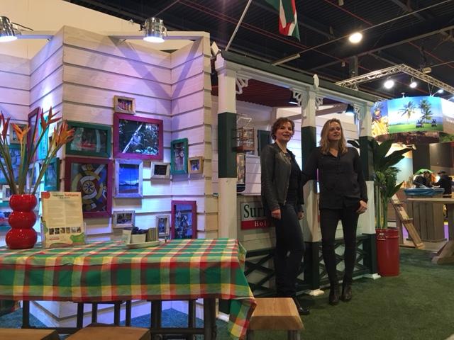 vakantiebeurs Utrecht Suriname holidays