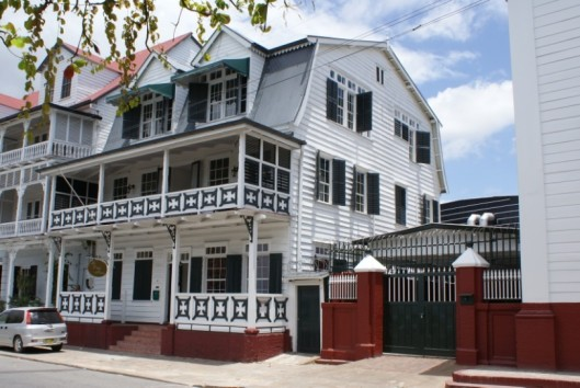 la petite maison paramaribo suriname holidays