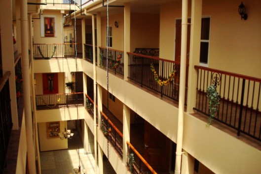 hosta appartment