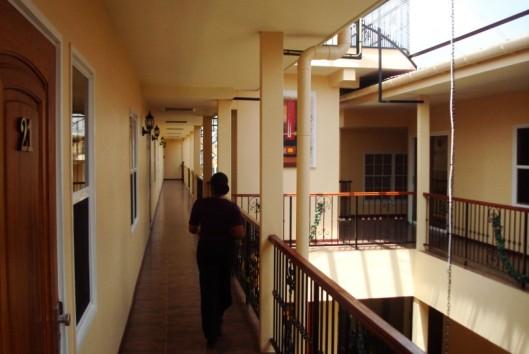 hosta appartment suriname