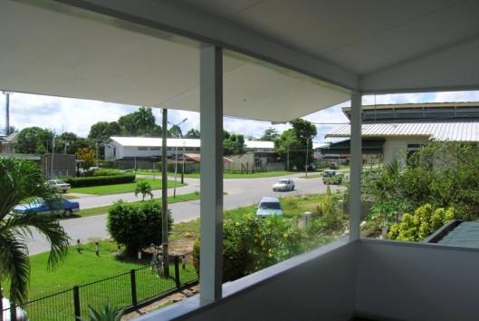 amice guesthouse balkon
