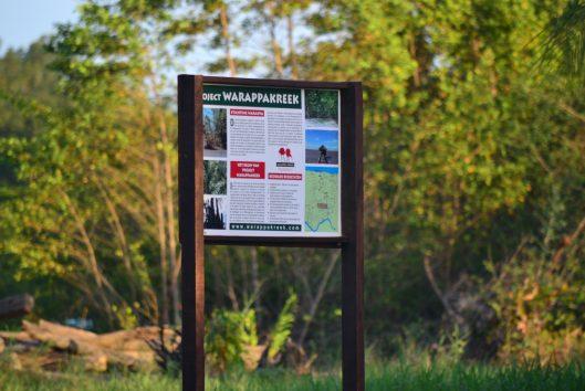 warappakreek mangrove suriname