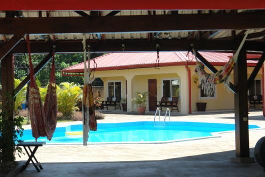 kekemba resort zwembad