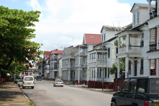 paramaribo stad