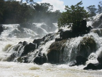 blanche marie waterval suriname