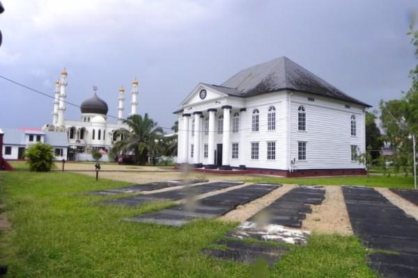 synagoge paramaribo suriname