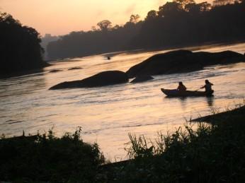 rivier kano suriname