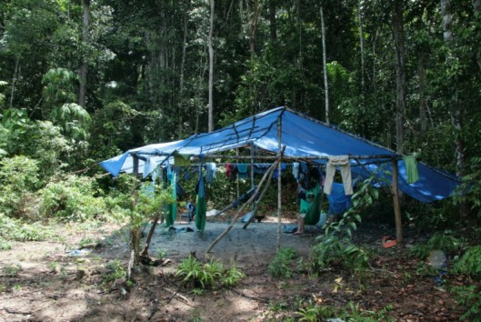 kayser gebergte expeditie suriname
