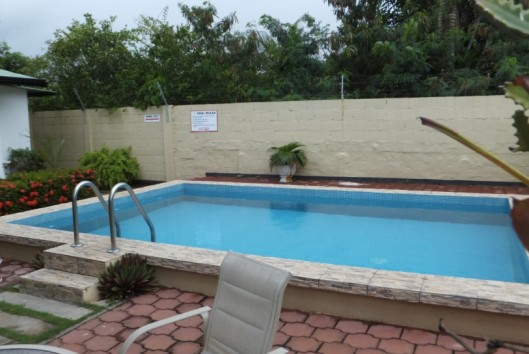 amice guesthouse zwembad