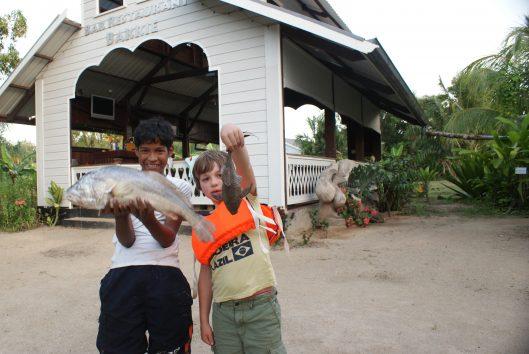 vissen suriname