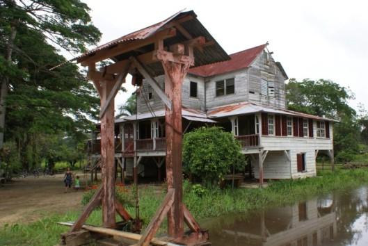 plantage peperpot renovatie voor