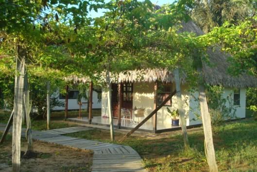hotel de plantage huisje