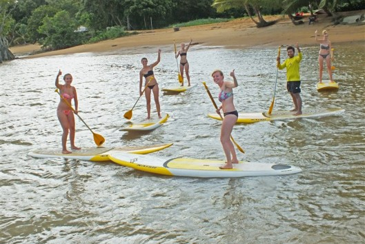 marina waterland resort surfen