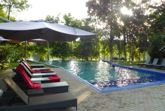 bergendal resort zwembad