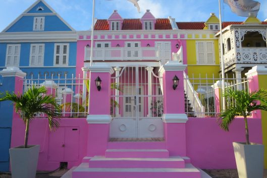 Boutique hotel Scuba Lodge Curacao