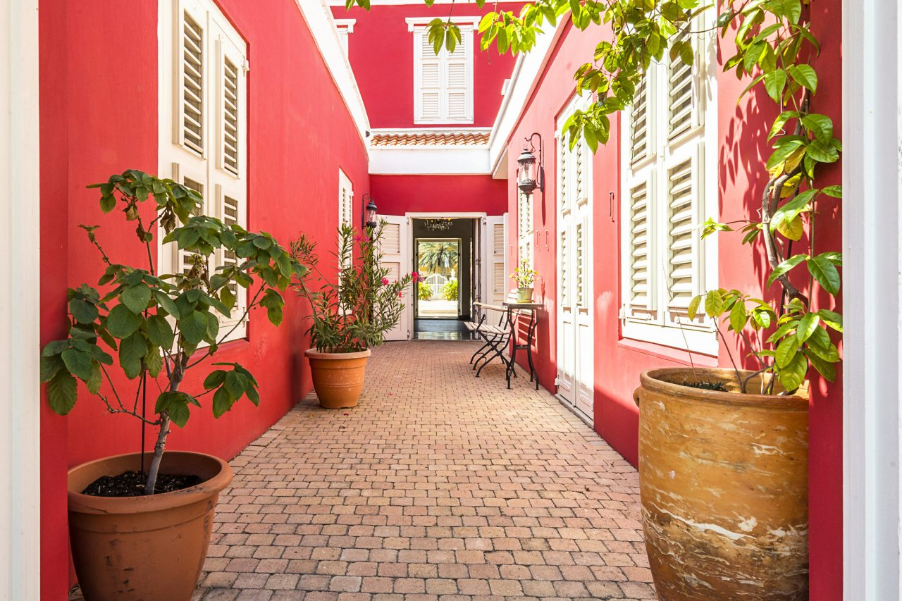 monumentaal boutique hotel curacao