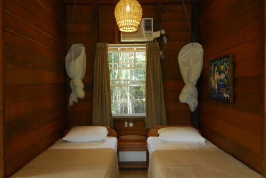 Kabalebo Nature Resort acommedatie cabana
