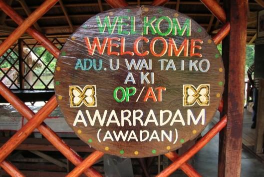 welkom op awarradam