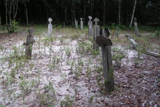 jodensavanne graven slaven suriname