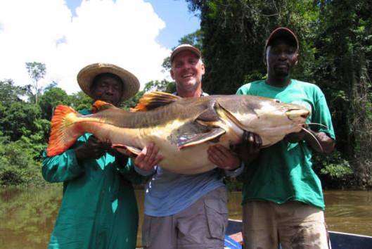 kabalebo resort vissen