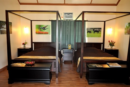 Kabalebo Nature Resort kamer