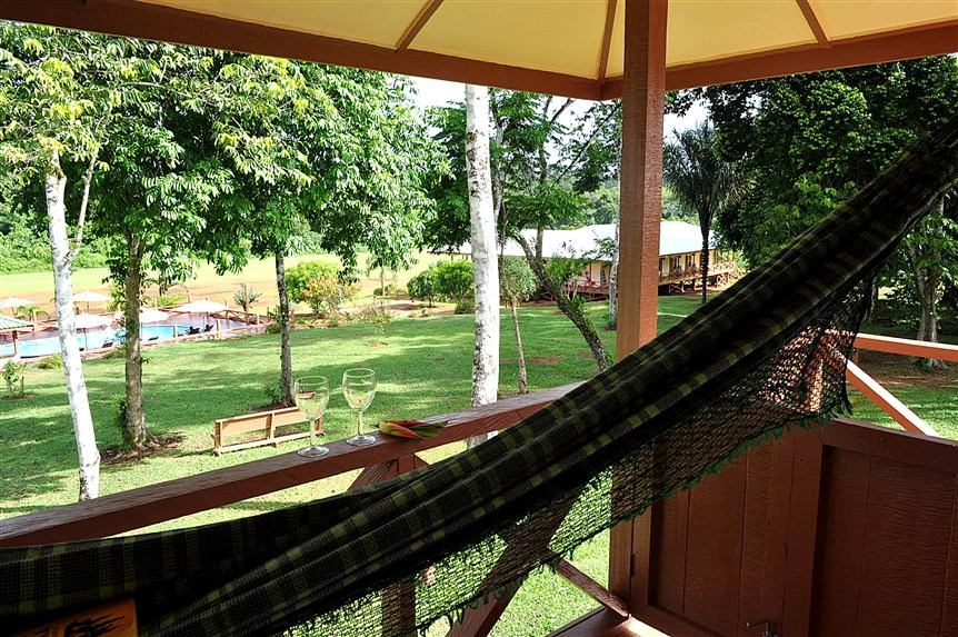 kabalebo nature resort suite pool view