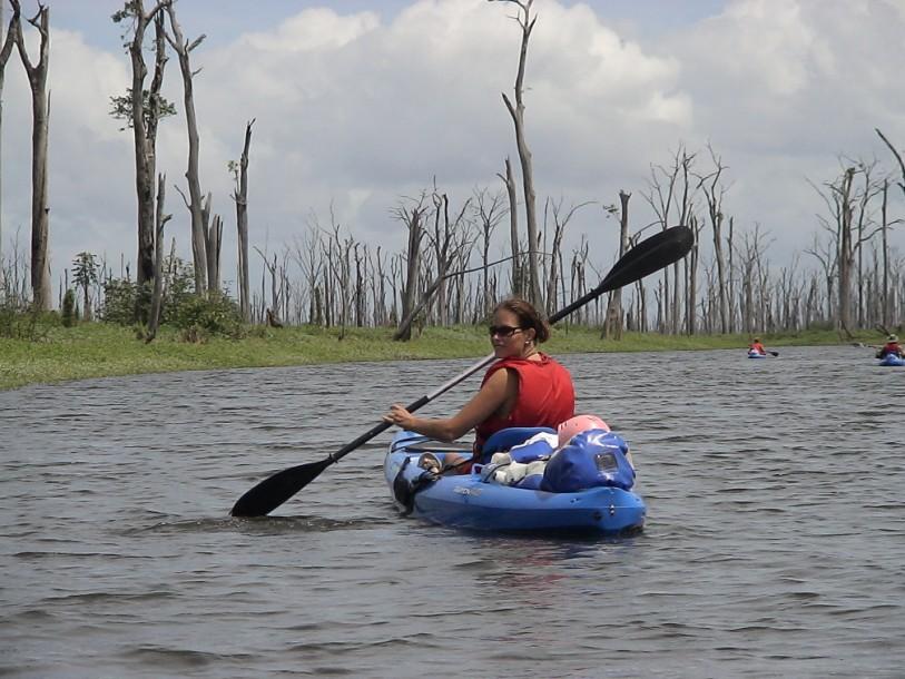 stuwmeer kano tours