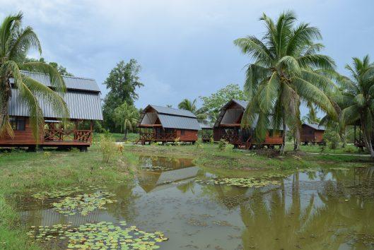 plantage Frederiksdorp Suriname luxe cabana's