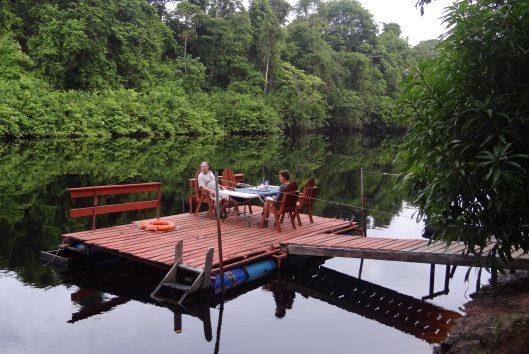 maratakka rivier ontbijt