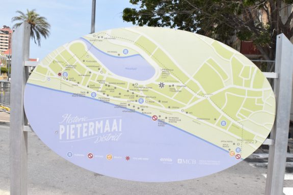 pietermaai district Willemstad pareltjes op Curaçao