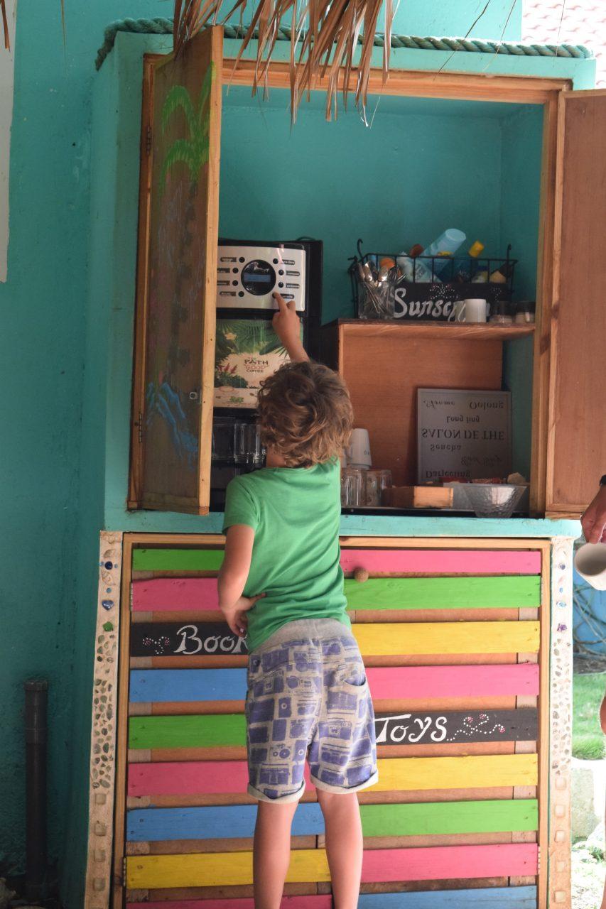 Koffie Mondi Lodge
