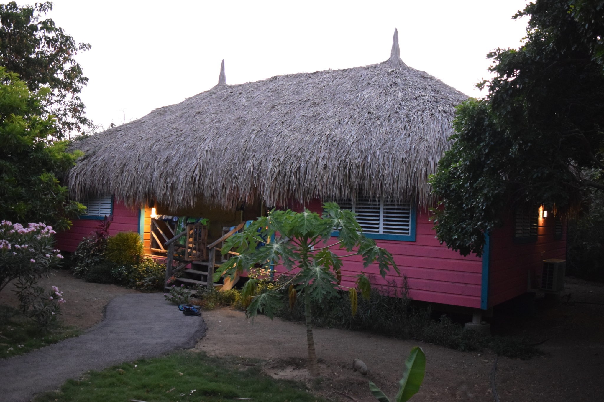 accommodatie mondi lodge curacao