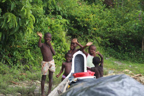 Bijzondere Bestemming Suriname kinderen